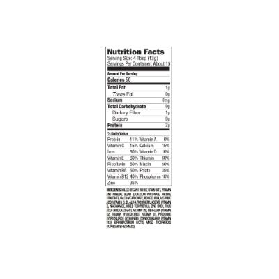 happy baby probiotic pack of 6 organic baby cereal ingredients