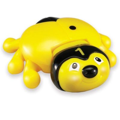 learning resources snapnLearn number bug toys yellow
