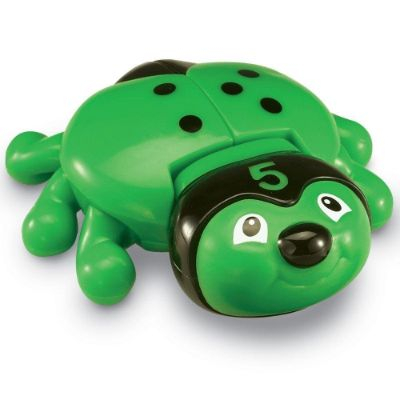 learning resources snapnLearn number bug toys green