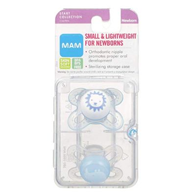 Best Newborn Baby Pacifiers Amp Soothers Rated In 2019