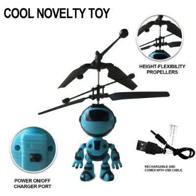 pala perra RC helicopter flying toy design pieces