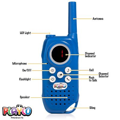 Best Walkie Talkies For Kids To Buy In 2019 | Borncute com