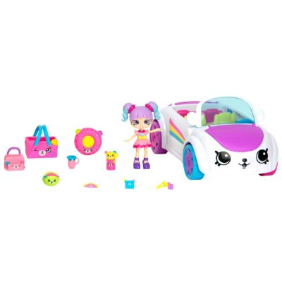 happy places rainbow beach convertible shopkins toys for kids pieces