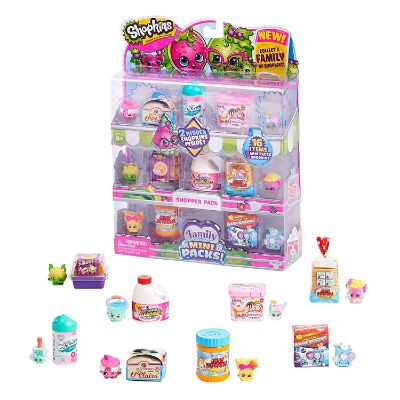 new families shopkins toys for kids pieces