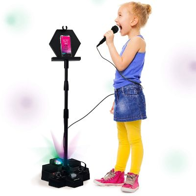 singsation all-in-one kids karaoke machine kid singing