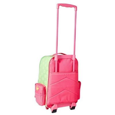 stephen joseph girls classic kids luggage set back