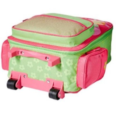 stephen joseph girls classic kids luggage set wheels