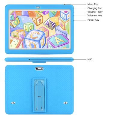 tagital T10K 10.1 tablet for kids features