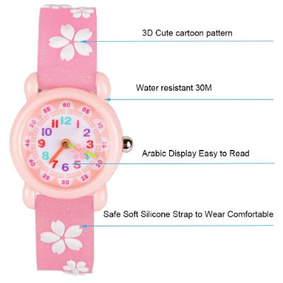 venhoo 3D watch for kids features