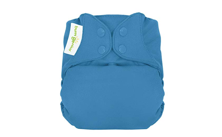 The bumGenius Freetime Cloth Diapers are leak proof.