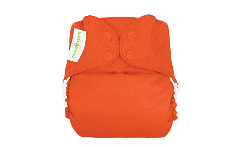 The bumGenius Freetime Cloth Diapers fit most babies that are 7-35+ pounds.
