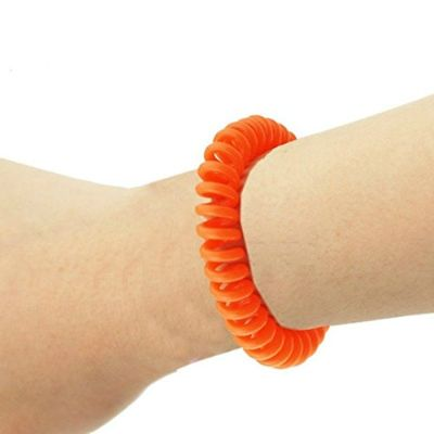 kids guard bracelets insect repellents for kids how it looks