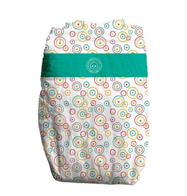 little toes biodegradable diapers front
