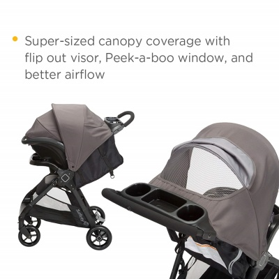 safety 1st smooth ride travel system canopy