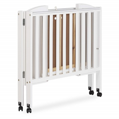 dream on me 2 IN 1 portable cribs folded front