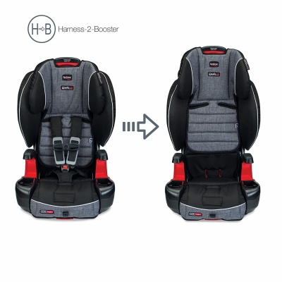 britax frontier travel system booster
