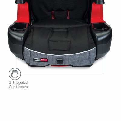 britax frontier travel system cup holder