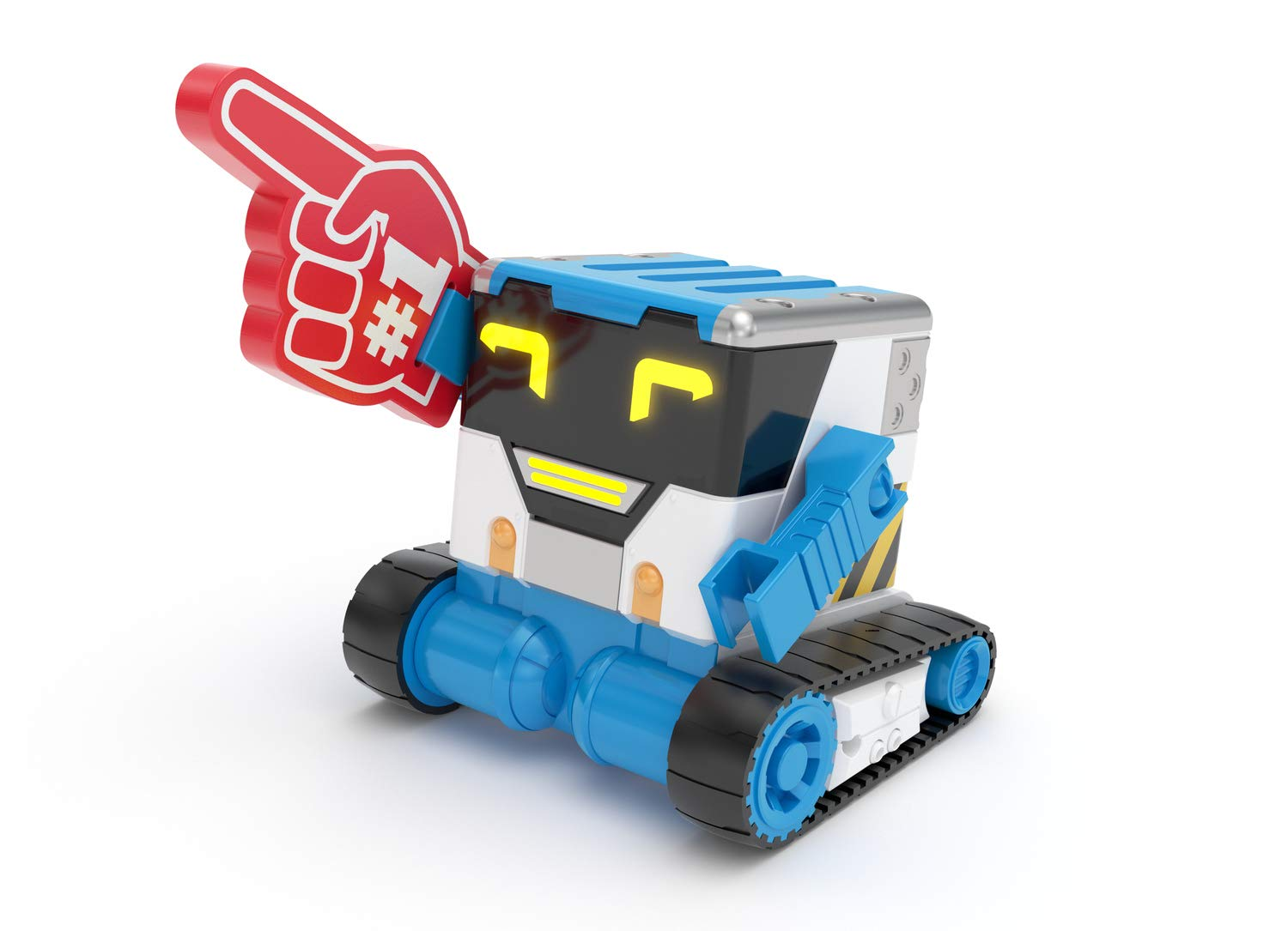 The MiBro is an interactive robot toy.