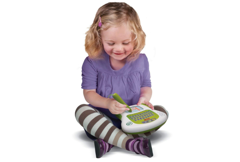 Scribble and Write Tablet helps kids learn how to write.