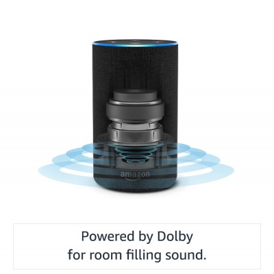 Echo 2nd Gen Dolby Sound