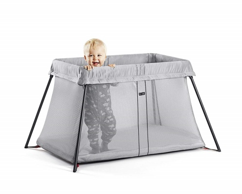 babybjorn light portable cribs