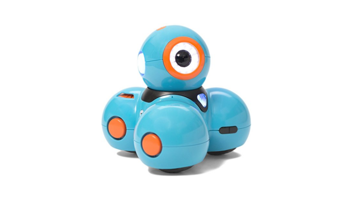 Five free apps come with the Dash Robot by Wonder Workshop.
