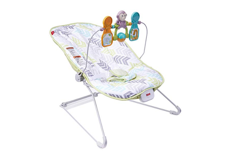 Fisher-Price Comfort Curve Bouncer review