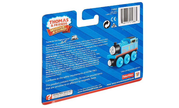 Fisher-Price Thomas & Friends Wooden Railway toy