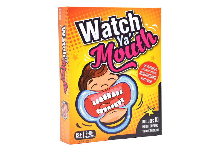 Watch Ya Mouth family party game