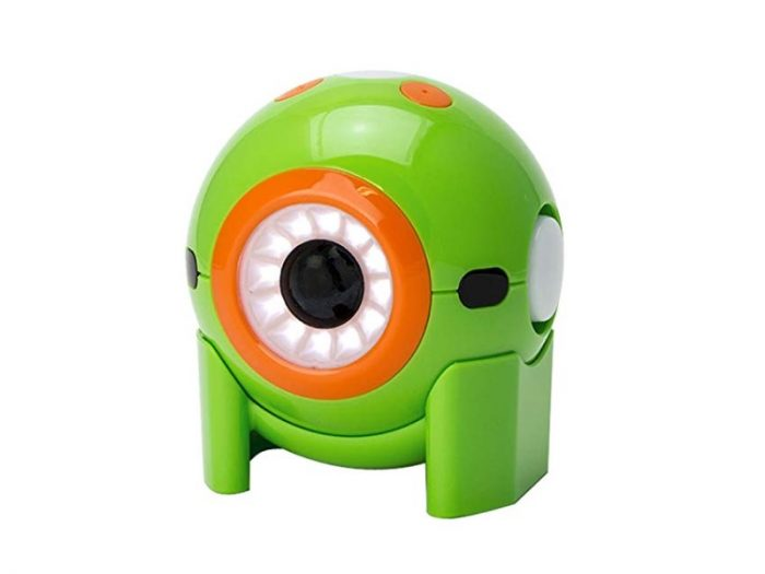 The Wonder Workshop Dot Creativity Kit Robot will introduce your kids to STEM learning.