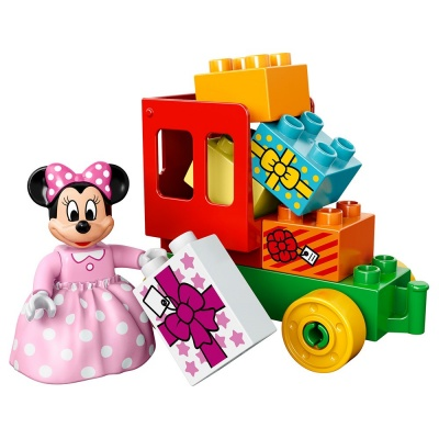 disney mickey mouse clubhouse lego duplo minnie