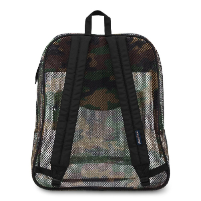 JanSport Mesh Pack camo