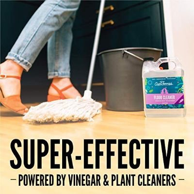 aunt fannie's floor natural cleaning product effective