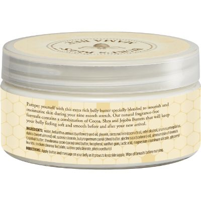 burt's bees mama bee butter stretch mark cream ingredients