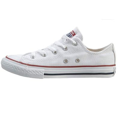 converse unisex all star low top side