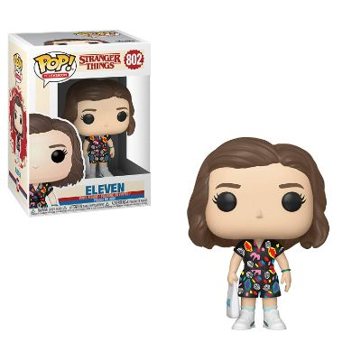 Eleven in Mall Outfit Funko Box