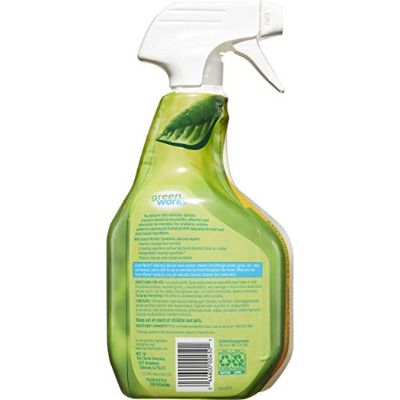 green works natural cleaning product details
