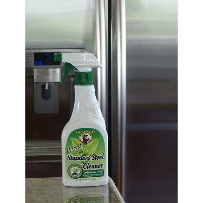 howard for stainless steel natural cleaning product