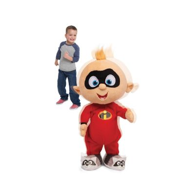 incredibles fightin fun jack plush