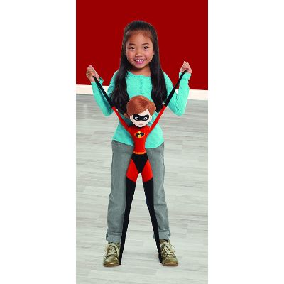 incredibles elastigirl plush doll stretch