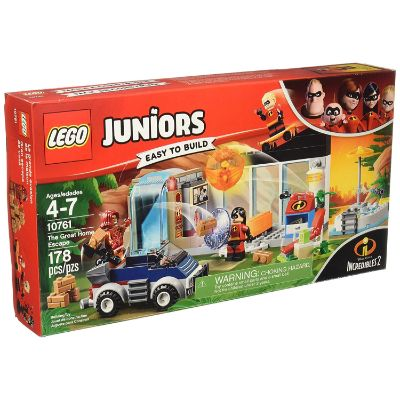 LEGO incredibles great home escape package