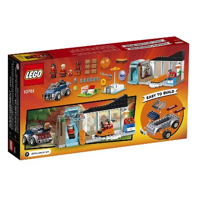LEGO incredibles great home escape back