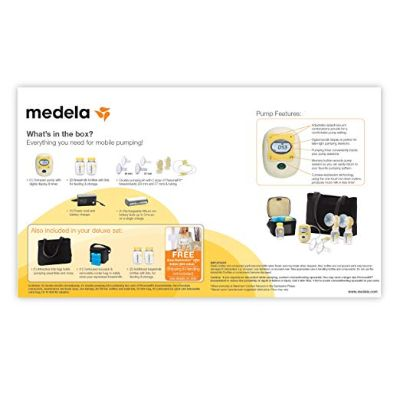 medela freestyle breast pump features