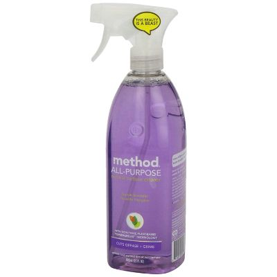 method natural cleaning product