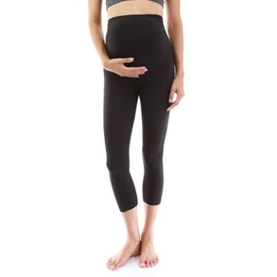 Patty Boutik Maternity Legging Front