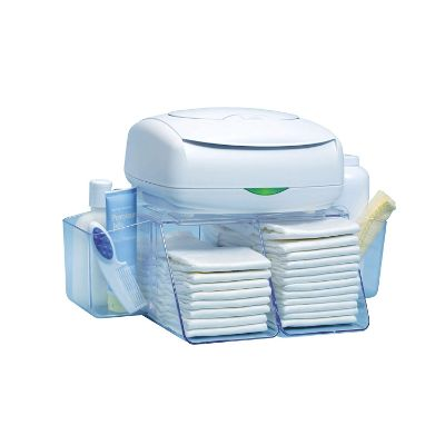 prince lionheart ultimate baby wipe warmer compact