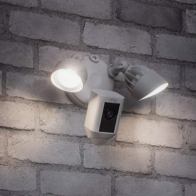 ring floodlight motion-activated home security camera night