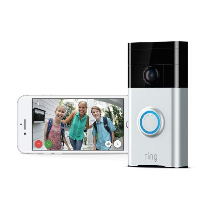 ring video doorbell home security camera app