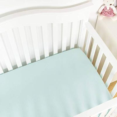 tillyou cotton flannel crib sheets design
