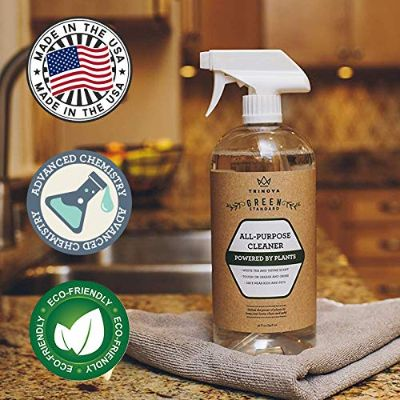 trinova all purpose natural cleaning product eco-friendly